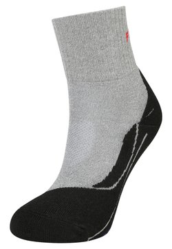 FALKE - TK2 SHORT COOL  - Sportsocken - light grey