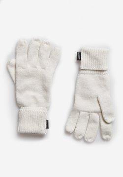 Superdry - HERITAGE - Fingerhandschuh - cream