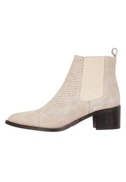 Bianco - Ankelstøvler - sand