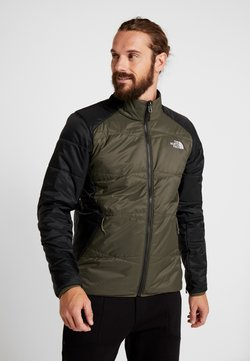 The North Face - QUEST  - Outdoorjacke - new taupe green/black
