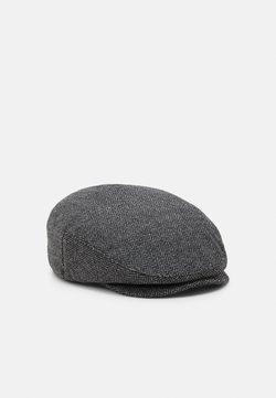 Brixton - SNAP UNISEX - Pipo - grey/black