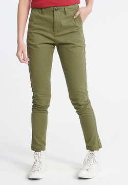 Superdry - Chinot - capulet olive
