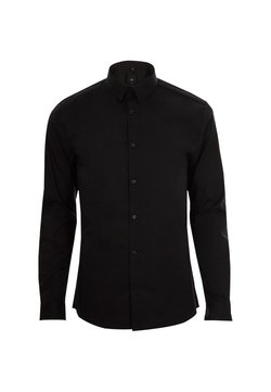 River Island - Businesshemd - black