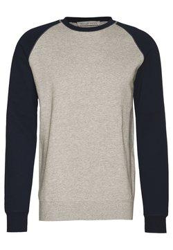 BY GARMENT MAKERS - UNISEX JAMES - Sweater - navy blazer