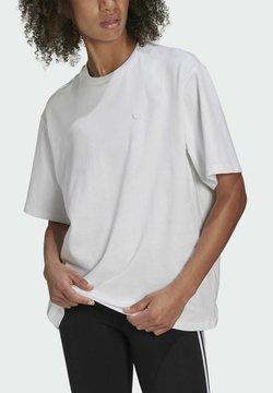 adidas Originals - T-shirt basic - white