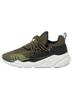 PULL&BEAR - Sneaker low - khaki