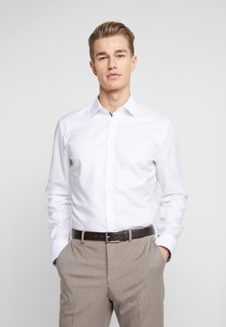 OLYMP No. Six - OLYMP NO.6 SUPER SLIM FIT  - Camicia elegante - weiss