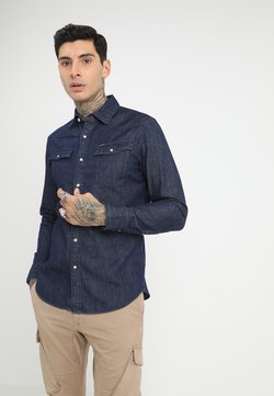 G-Star - 3301 SLIM - Camicia - rinsed