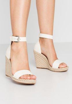 Dolce Vita - NOOR - Korolliset sandaalit - white