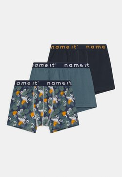 Name it - NKMBOXER 3 PACK - Shorty - china blue