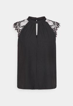 Vero Moda Petite - VMMILLA TEE - Print T-shirt - black