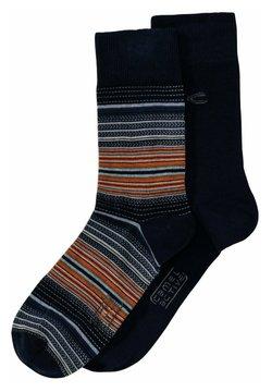 camel active - 2 PACK - Socken - dark blue