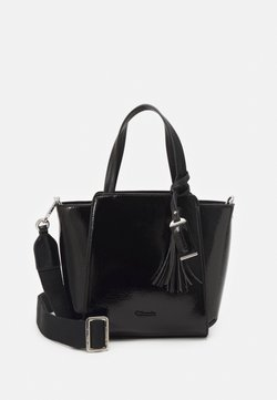 Tamaris - CINDY - Handbag - black