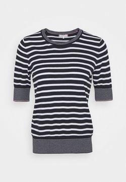 Tommy Hilfiger - KANDEE  - T-Shirt print - desert sky/white