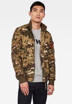 G-Star - BOLT  - Giubbotto Bomber - khaki/army green