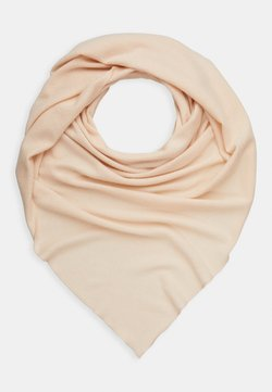 Repeat - TRIANGLE SCARF - Chusta - powder