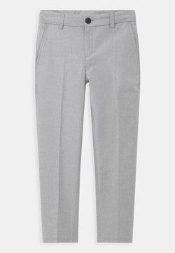 BOSS Kidswear - CEREMONY - Pantalon de costume - mottled light grey