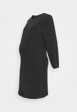 MAMALICIOUS - MLCOSBY DRESS - Vapaa-ajan mekko - black denim