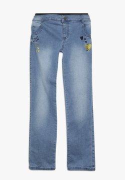 mothercare - LITTLECAT UNLINED JEAN - Jeans a sigaretta - denim