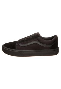 Vans - UA COMFYCUSH  OLD SKOOL  - Sneaker low - black