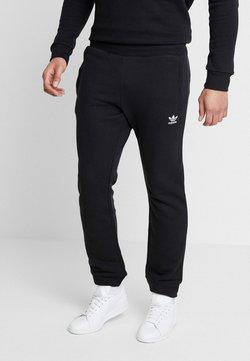 adidas Originals - TREFOIL PANT UNISEX - Spodnie treningowe - black