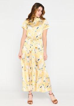 LolaLiza - Blusenkleid - yellow