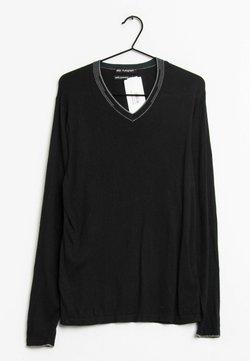 Marks & Spencer London - Strickpullover - black