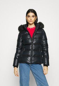 Calvin Klein - ESSENTIAL JACKET - Untuvatakki - black