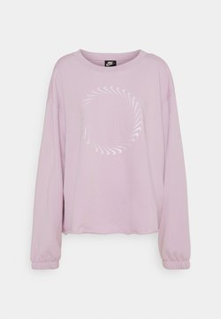 Nike Sportswear - CLASH CREW  - Sweatshirt - iced lilac/light violet