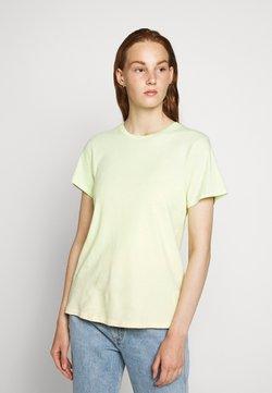 Agolde - MARIAM TEE - Print T-shirt - sunrise