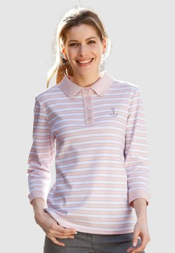 Dress In - Poloshirt - rosé