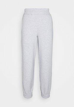 Stieglitz - Jogginghose - grey melange