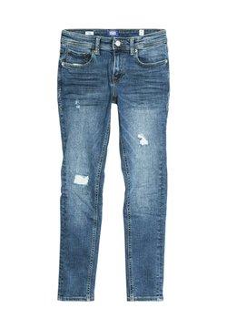 Jack & Jones Junior - JJILIAM JJIORIGINAL - Jeans Skinny Fit - blue denim