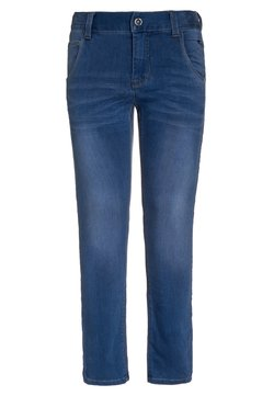Name it - NITCLAS - Slim fit jeans - medium blue denim