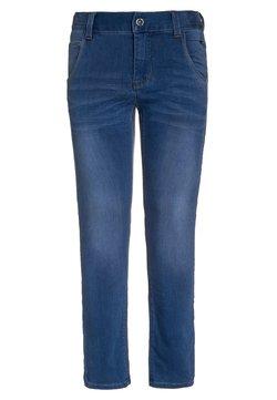 Name it - NITCLAS - Slim fit jeans - medium blue denim