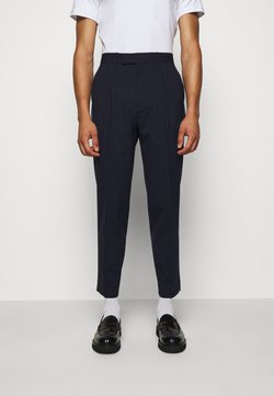 Paul Smith - GENTS FORMAL TROUSER - Puvunhousut - navy
