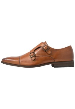 Pier One - Business loafers - cognac