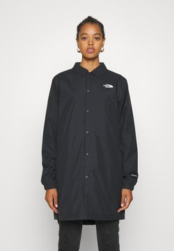 The North Face - TELEGRAPHIC COACHES JACKET - Parka - black