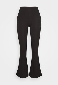 Gina Tricot Petite - PETRA TROUSERS - Stoffhose - black