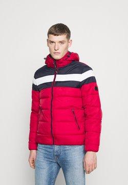 INDICODE JEANS - AGRIPPA - Winter jacket - goji berry