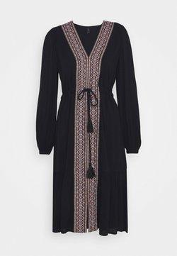 YAS - YASTARA DRESS - Sukienka letnia - black