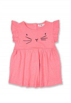 Cigit - CAT  - Jerseykleid - neon pink