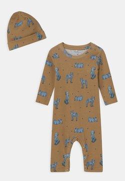 Name it - NBMLINUS SET - Pijama - cumin