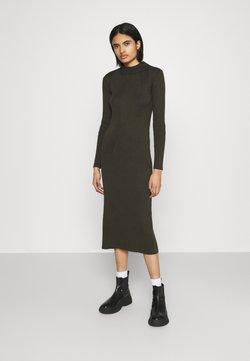 G-Star - PLATED LYNN DRESS MOCK - Etui-jurk - algae