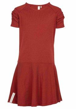 GROBUND - Jerseykleid - red
