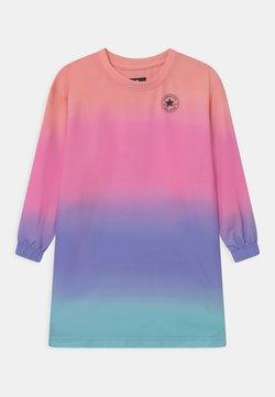Converse - OMBRE - Freizeitkleid - pink