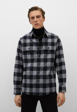 Mango - BOSQUE - Camisa - grijs