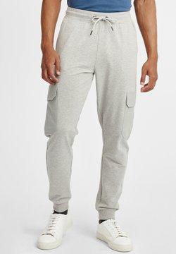 Solid - JORY - Jogginghose - grey melange