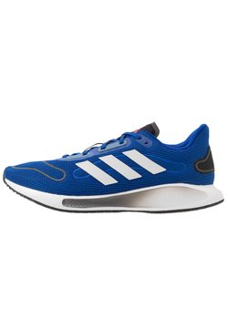 adidas Performance - GALAXAR RUN - Zapatillas de running neutras - royal blue/footwear white/core black
