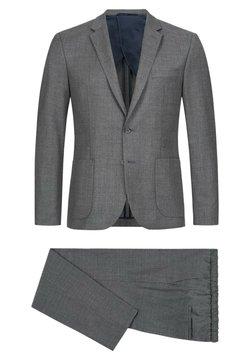 Zuitable - Anzug - grau